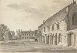 Lincoln, St Swithin and The Freeschool